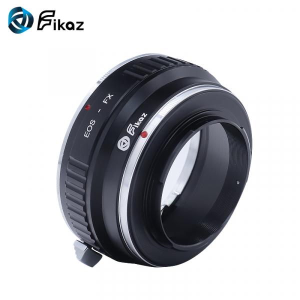 FIKAZ , adaptor de la Obiectiv montura Canon EF la body montura Fujifilm X 3