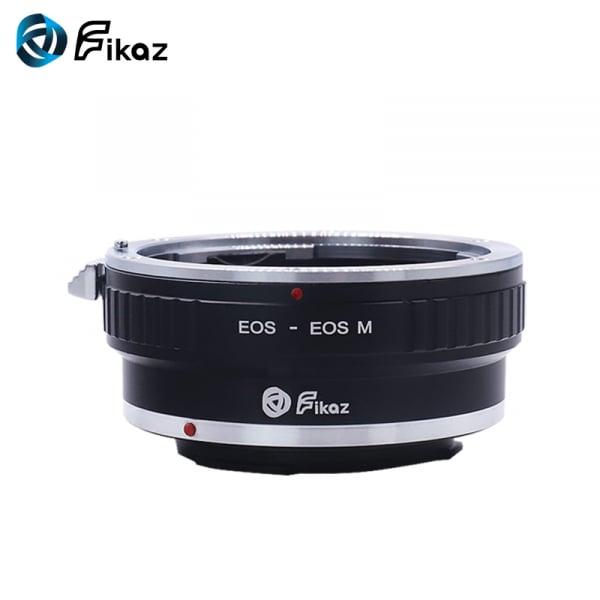 FIKAZ , adaptor de la obiective montura Canon EF la body montura Canon EOS M 1