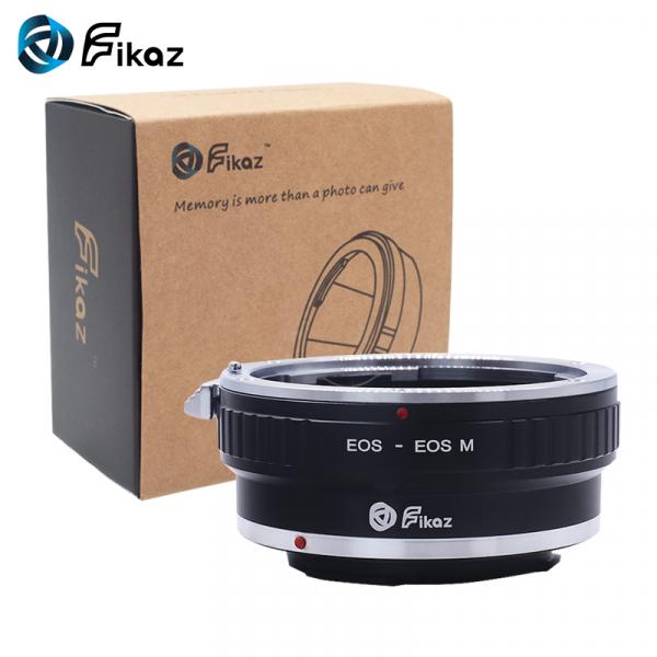 FIKAZ , adaptor de la obiective montura Canon EF la body montura Canon EOS M 0