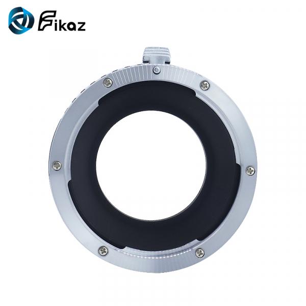 FIKAZ , adaptor de la obiective montura Canon EF la body montura Olympus / Panasonic Micro 4/3 (MFT) 1