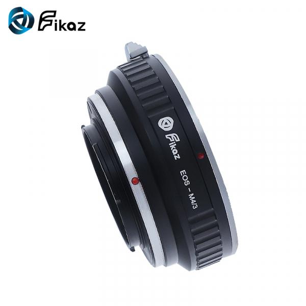 FIKAZ , adaptor de la obiective montura Canon EF la body montura Olympus / Panasonic Micro 4/3 (MFT) 4