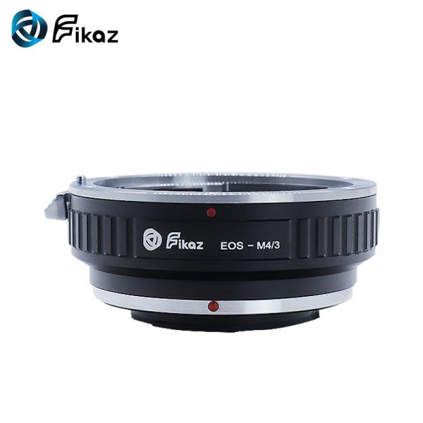 FIKAZ , adaptor de la obiective montura Canon EF la body montura Olympus / Panasonic Micro 4/3 (MFT) 0