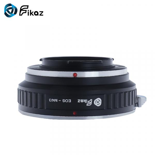 FIKAZ , adaptor de la obiective montura Canon EF la body montura Olympus / Panasonic Micro 4/3 (MFT) 5