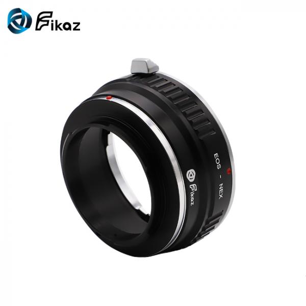 FIKAZ , adaptor de la obiective montura Canon EF la body montura Sony E (NEX) 3