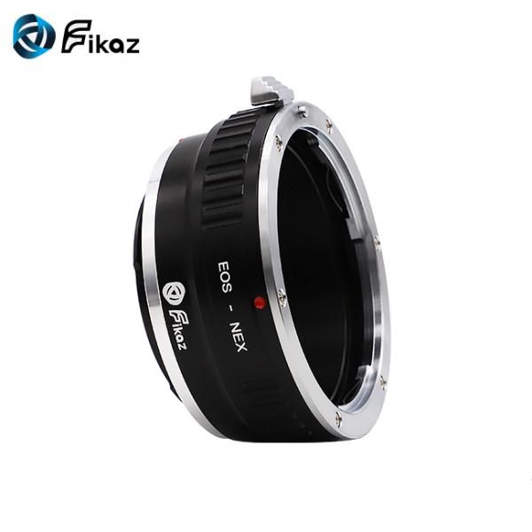 FIKAZ , adaptor de la obiective montura Canon EF la body montura Sony E (NEX) 2