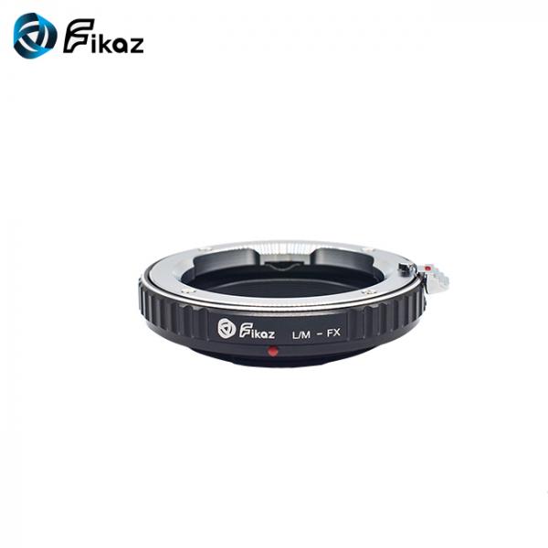 FIKAZ , adaptor de la obiective montura Leica M la body montura Fujifilm X 1