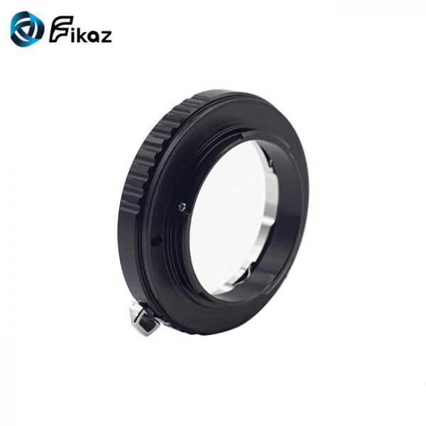FIKAZ , adaptor de la obiective montura Leica M la body montura micro 4/3 4