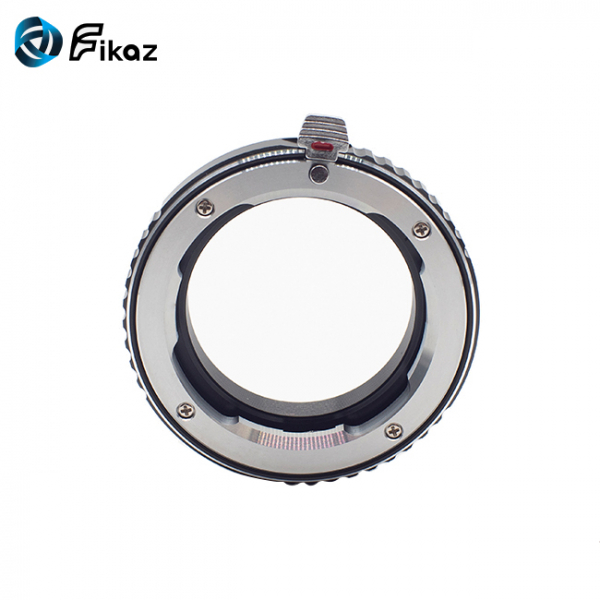 FIKAZ , adaptor de la obiective montura Leica M la body montura micro 4/3 2