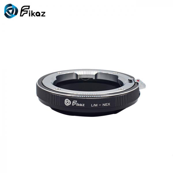 FIKAZ , adaptor de la obiective montura Leica M la body montura Sony E (NEX) 1