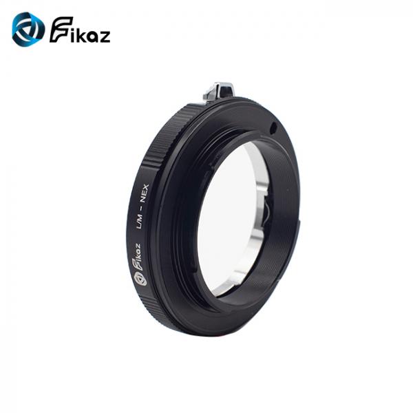 FIKAZ , adaptor de la obiective montura Leica M la body montura Sony E (NEX) 4