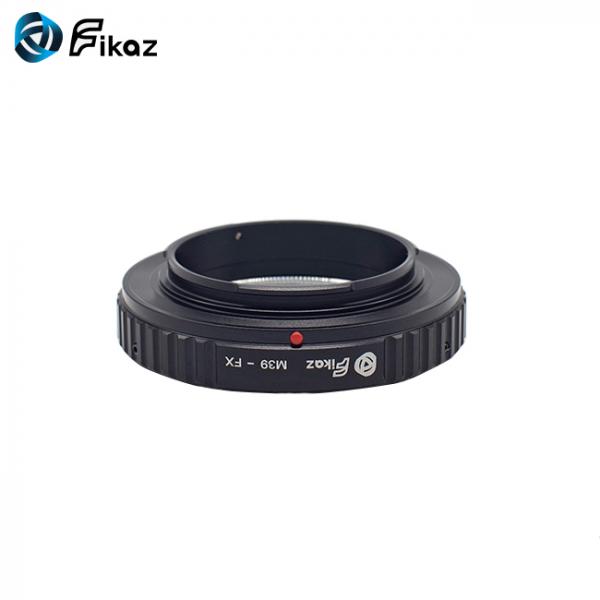 FIKAZ , adaptor de la obiective montura M39 la body montura Fujifilm X 7