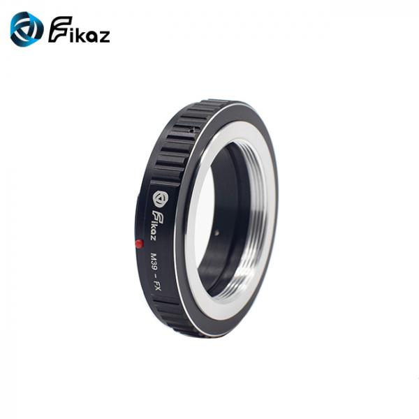 FIKAZ , adaptor de la obiective montura M39 la body montura Fujifilm X 4