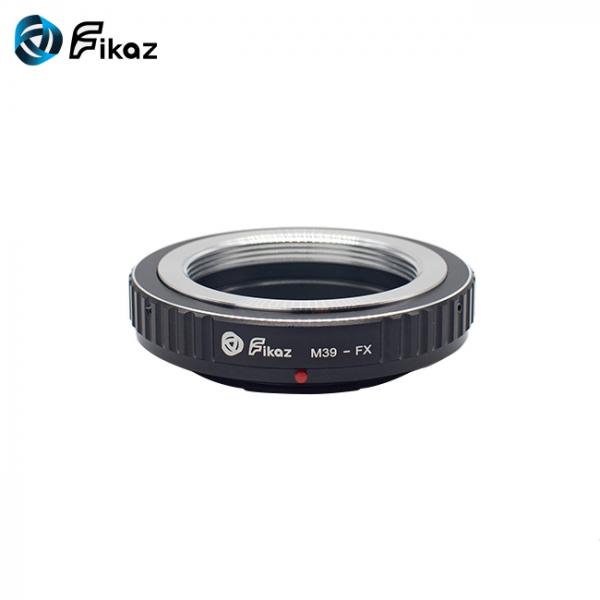 FIKAZ , adaptor de la obiective montura M39 la body montura Fujifilm X 1