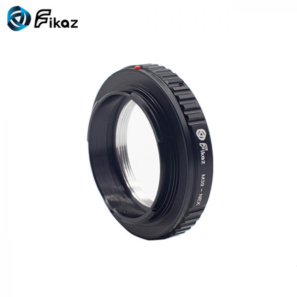 FIKAZ , adaptor de la obiective montura M39 la body montura Sony E (NEX) [3]