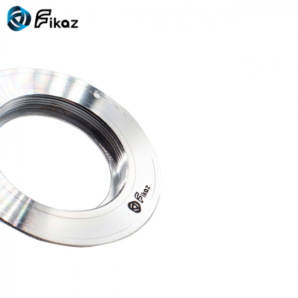 FIKAZ , adaptor de la obiective montura M42 la body montura Canon EF 5