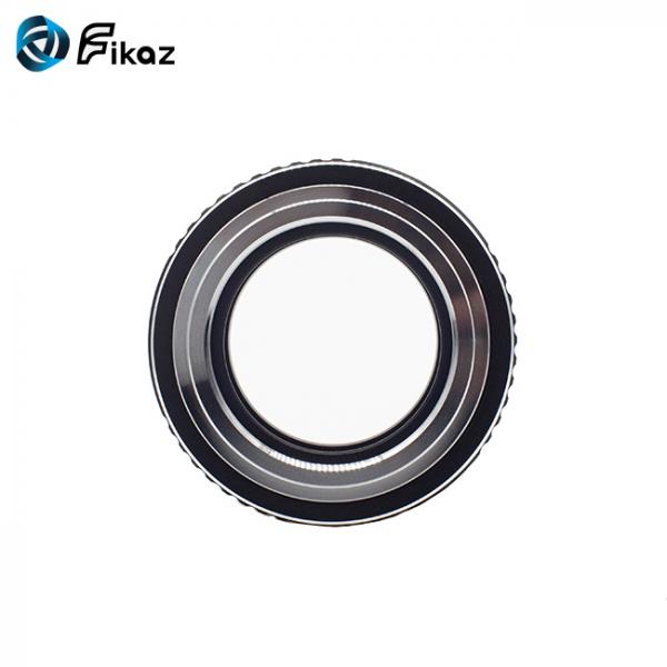 FIKAZ , adaptor de la obiective montura M42 la body montura Fujifilm X 2