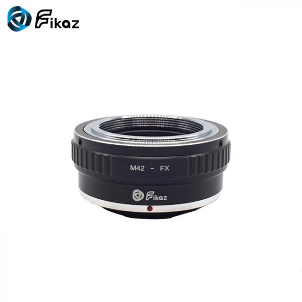 FIKAZ , adaptor de la obiective montura M42 la body montura Fujifilm X 1