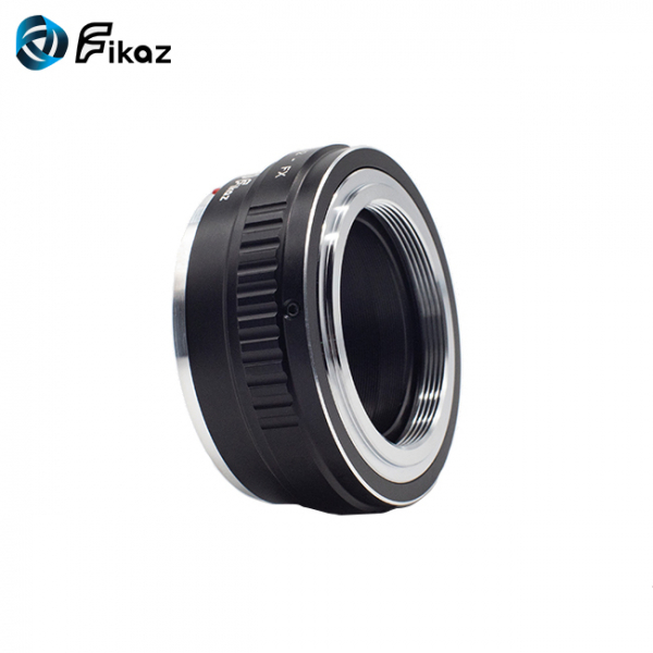 FIKAZ , adaptor de la obiective montura M42 la body montura Fujifilm X 4