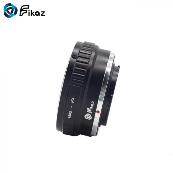 FIKAZ , adaptor de la obiective montura M42 la body montura Fujifilm X 6