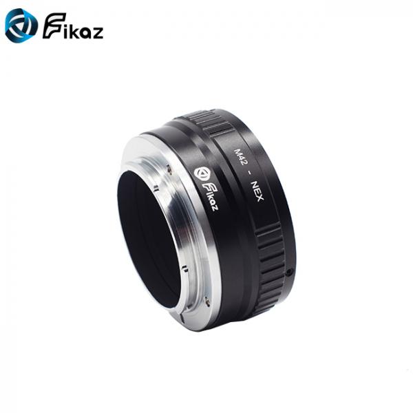 FIKAZ , adaptor de la obiective montura M42 la body montura Sony E (NEX) 4