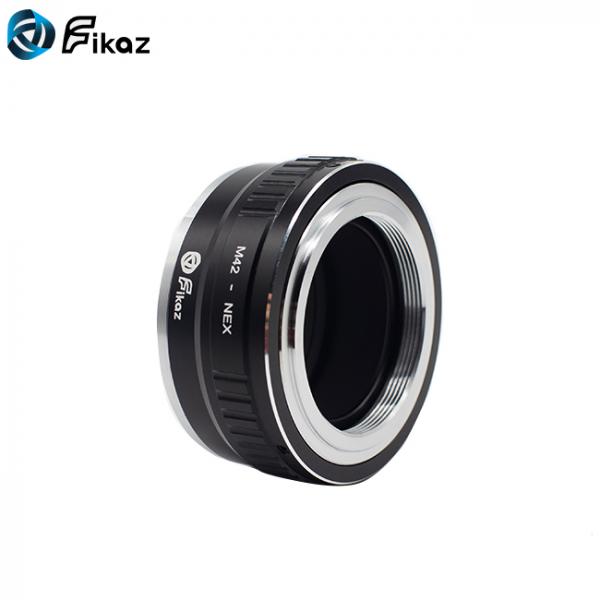 FIKAZ , adaptor de la obiective montura M42 la body montura Sony E (NEX) 3