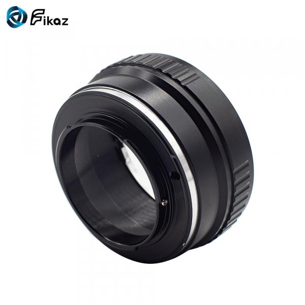 FIKAZ ,  adaptor de la obiective montura Nikon F la body montura Fujifilm X 3