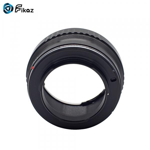 FIKAZ ,  adaptor de la obiective montura Nikon F la body montura Fujifilm X 5