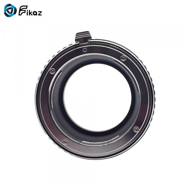 FIKAZ ,  adaptor de la obiective montura Nikon F la body montura Fujifilm X 4