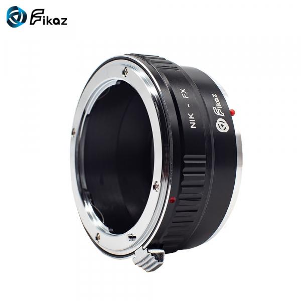 FIKAZ ,  adaptor de la obiective montura Nikon F la body montura Fujifilm X 2
