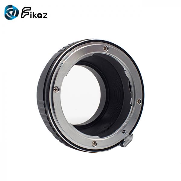 FIKAZ , adaptor de la obiective montura Nikon F la body montura Olympus / Panasonic Micro 4/3 (MFT) 3