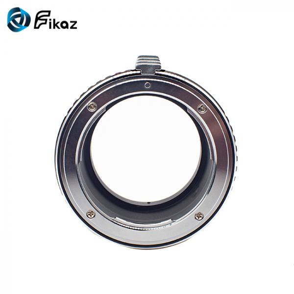FIKAZ , adaptor de la obiective montura Nikon F la body montura Sony E (NEX) 5