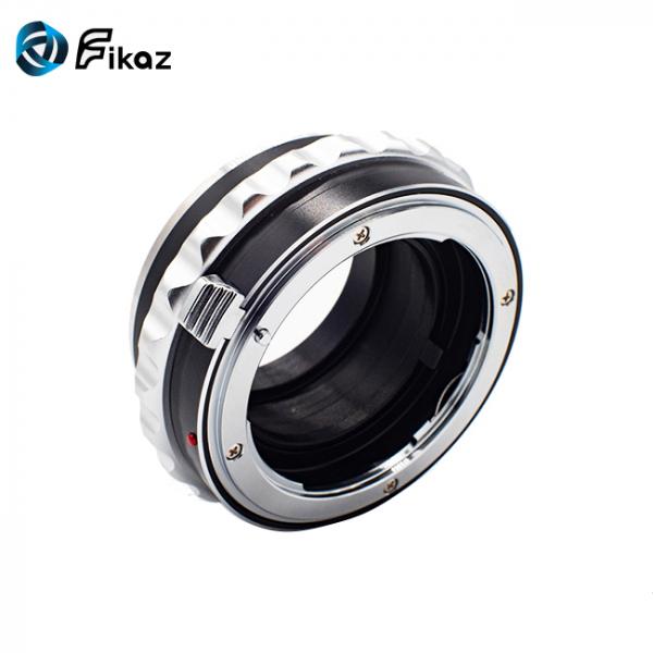 FIKAZ , adaptor de la obiective montura Nikon G la body montura Fujifilm X 4