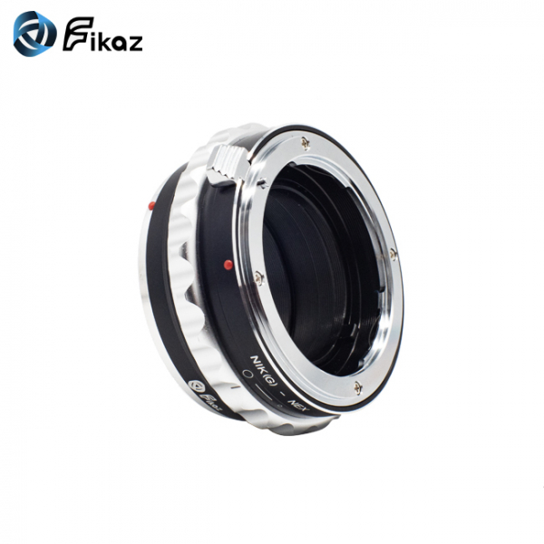 FIKAZ , adaptor de la obiective montura Nikon G la body montura Sony E ( NEX) 5