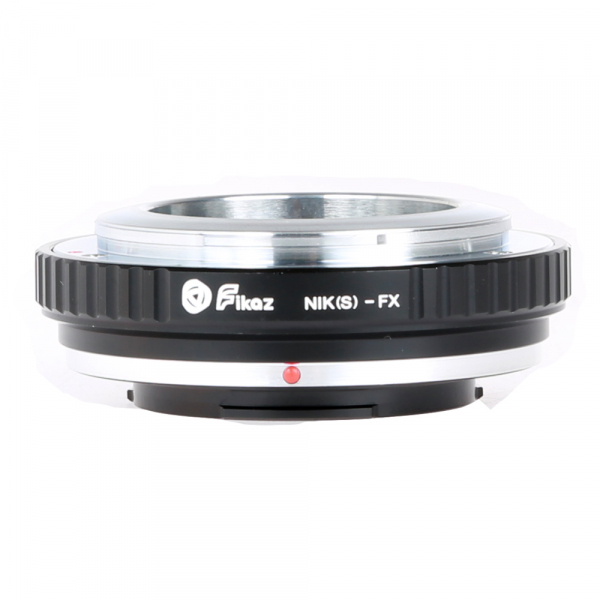 FIKAZ , adaptor de la obiective montura Nikon S / Contax Rangefinder la body montura Fujifilm X 1