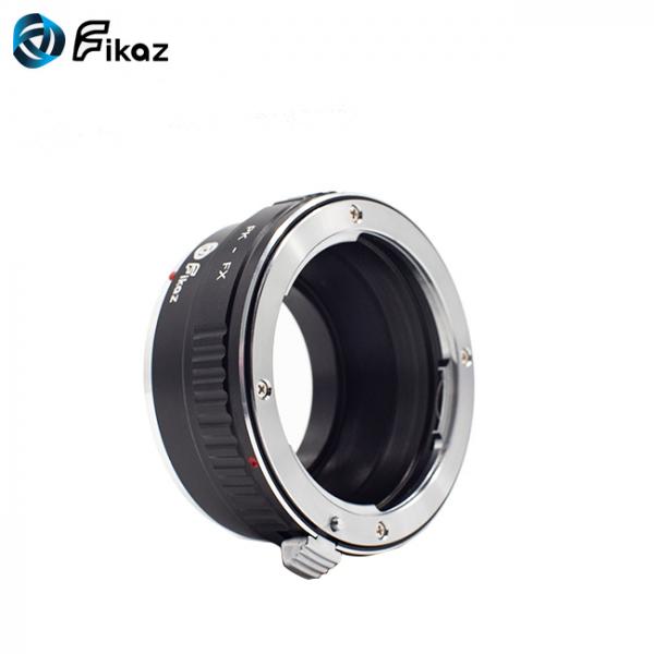 FIKAZ , adaptor de la obiective montura Pentax K la aparat montura Fujifilm X 2