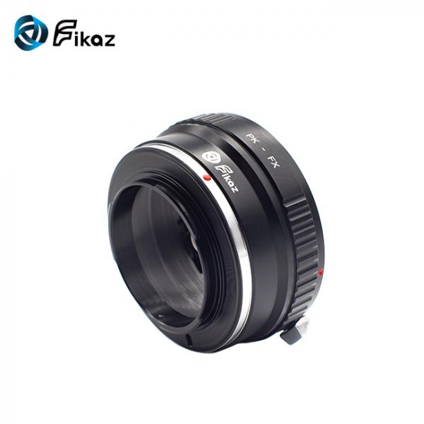 FIKAZ , adaptor de la obiective montura Pentax K la aparat montura Fujifilm X 3