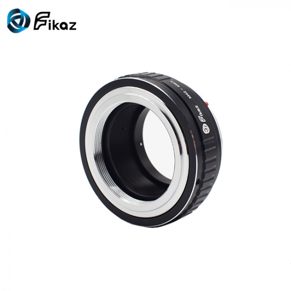 FIKAZ , adaptor din Cupru de la obiective montura M42 la body montura Olympus / Panasonic Micro 4/3 (MFT) [2]