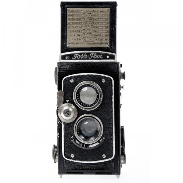 Foth-Flex II Foth Anastigmat 3,5/75mm 0