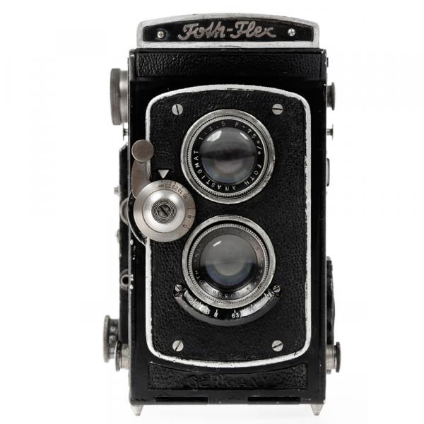 Foth-Flex II Foth Anastigmat 3,5/75mm 4