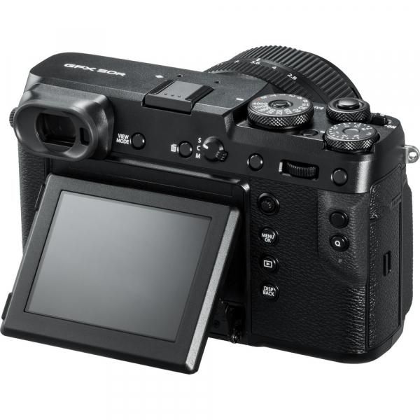 Fujfilm GFX 50R Aparat Foto Mirrorless Body 51.4MP Full HD Bluetooth 2