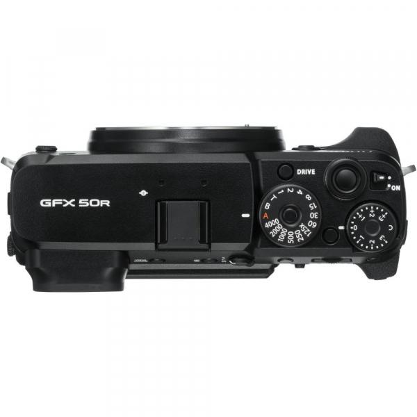 Fujfilm GFX 50R Aparat Foto Mirrorless Body 51.4MP Full HD Bluetooth 3