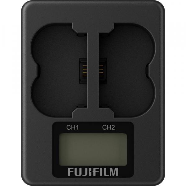 FUJIFILM BC-W235 Incarcator pentru 2 acumulatori foto NP-W235 2