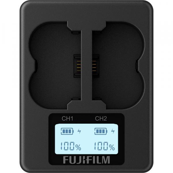FUJIFILM BC-W235 Incarcator pentru 2 acumulatori foto NP-W235 1