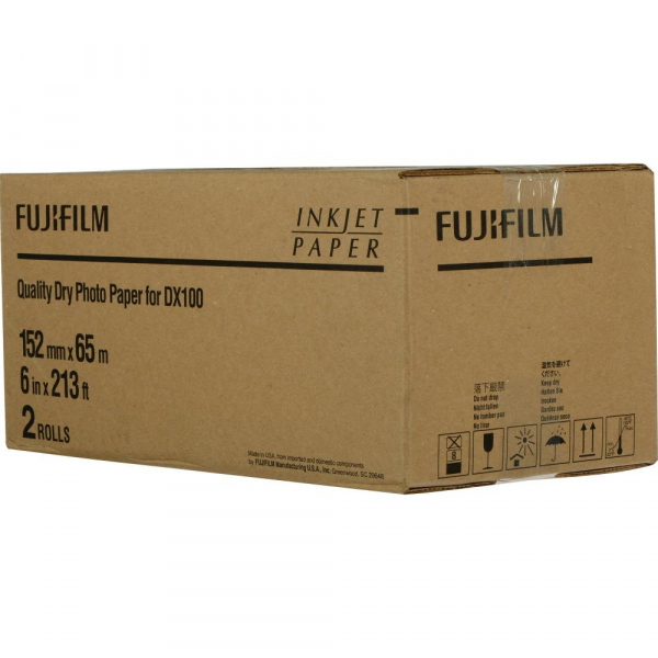 Fujifilm DX100 Paper LU152x65 0