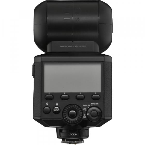Fujifilm EF-X500 - blitz pentru Fujifilm X 5