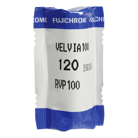 Fujifilm Fujichrome Velvia Professional 100/120 - film diapozitiv color lat ISO 100 , 120mm 0