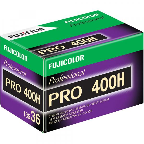 Fujifilm Fujicolor PRO 400H - film color negativ ISO 400, 135mm, 36 pozitii 0