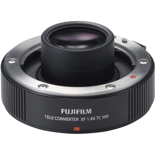 Fujifilm Fujinon XF1.4X TC WR - Teleconverter montura X 0