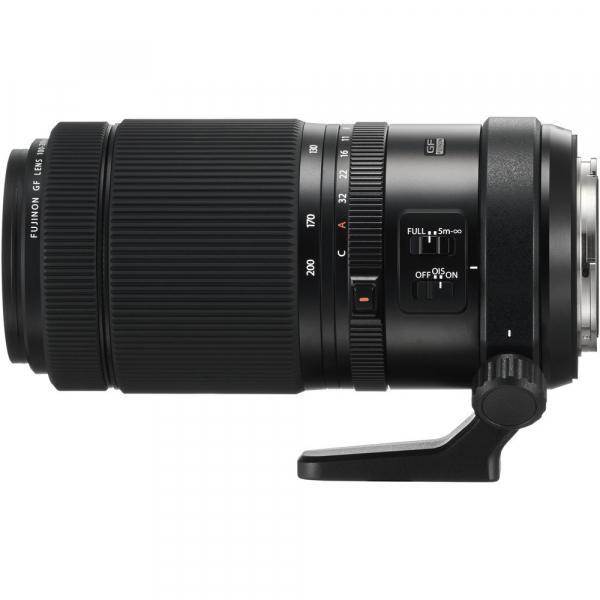 Fujifilm GF 100-200mm f/5.6 R LM OIS WR, second hand, garantie pana pe 09.07.2021 3
