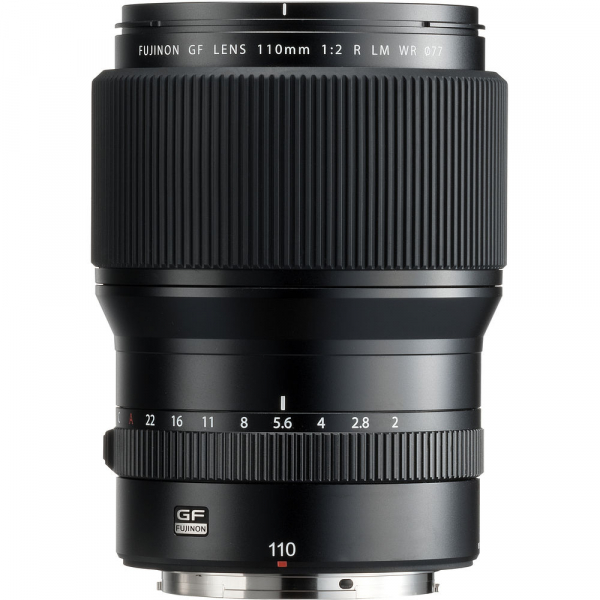 Fujifilm GF 110mm f/2 R LM WR 0